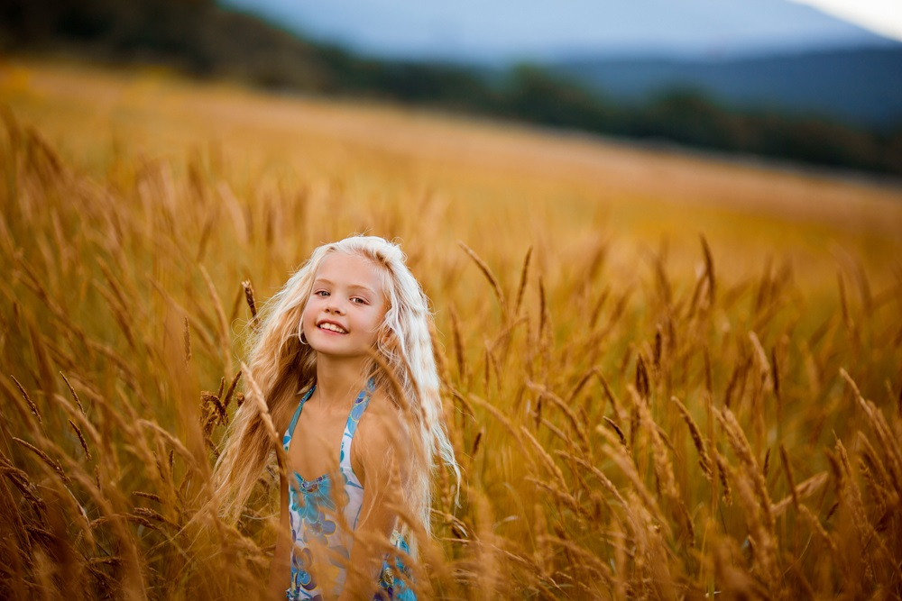 Children's happiness: Photos of lovely kids by Svetlana Kvashina - 29