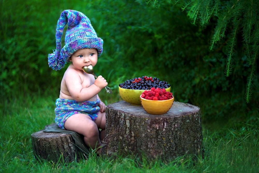 Children's happiness: Photos of lovely kids by Svetlana Kvashina - 03