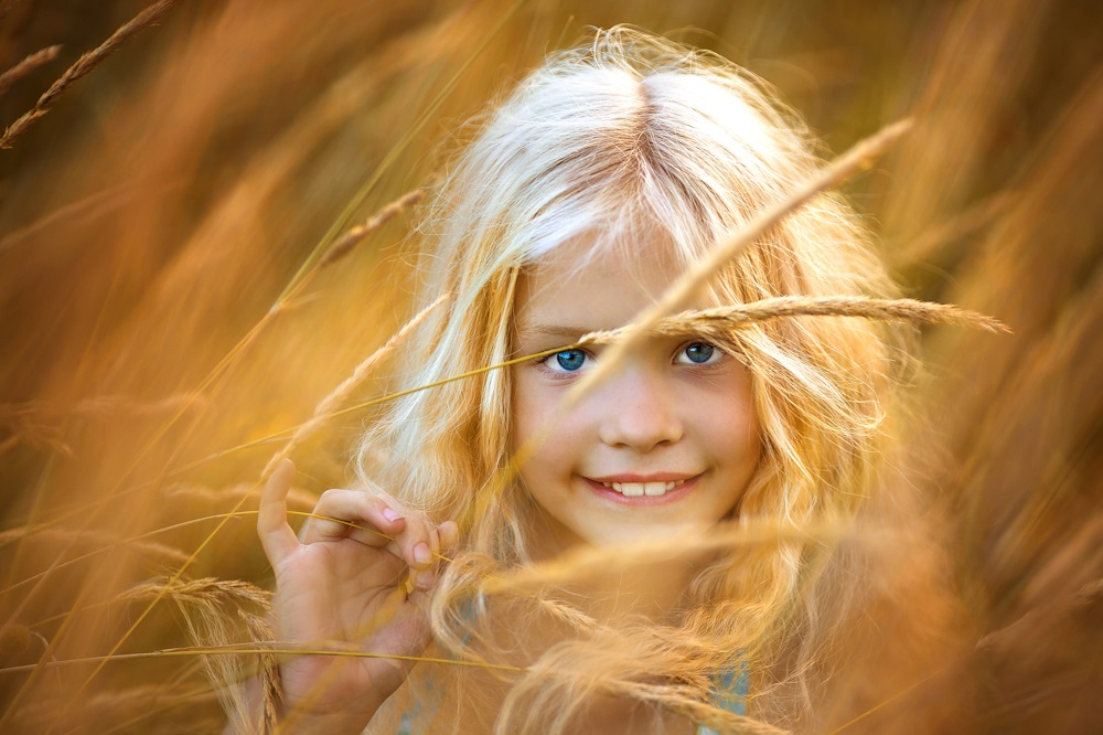 Children's happiness: Photos of lovely kids by Svetlana Kvashina - 30