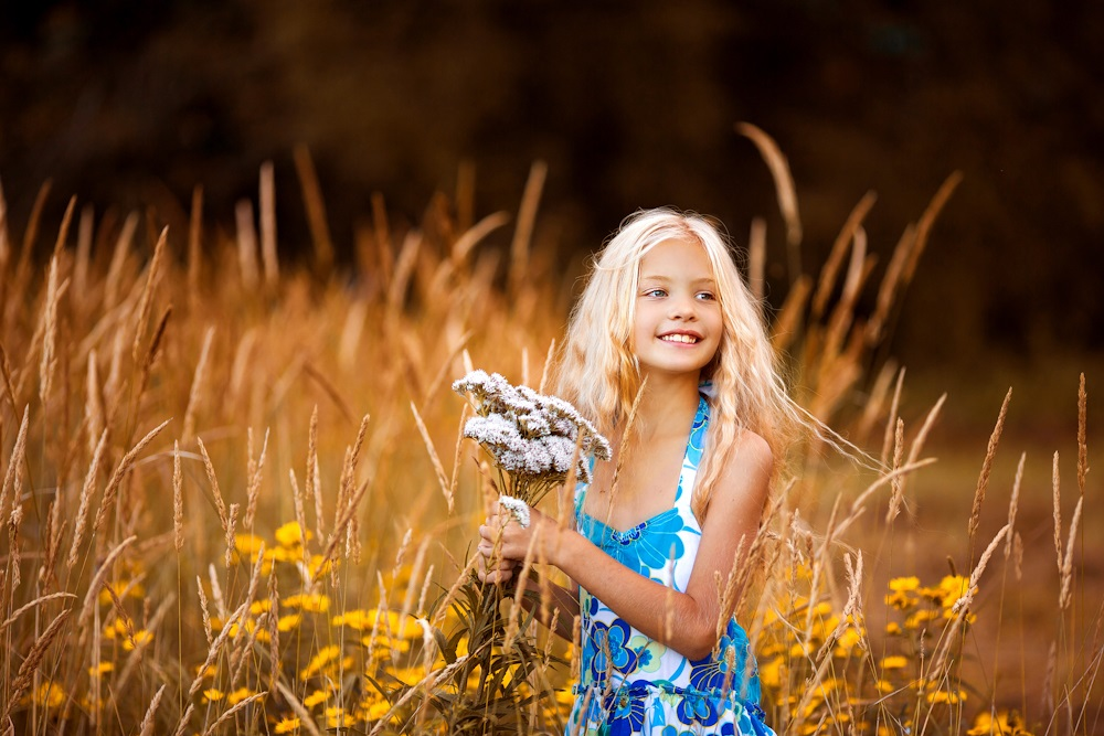 Children's happiness: Photos of lovely kids by Svetlana Kvashina - 31