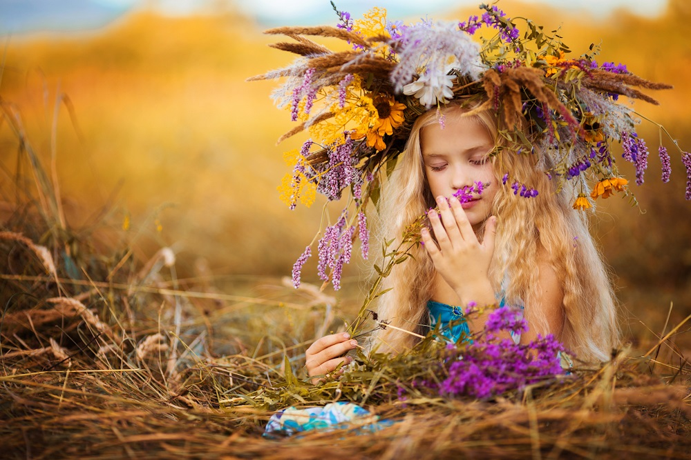 Children's happiness: Photos of lovely kids by Svetlana Kvashina - 32
