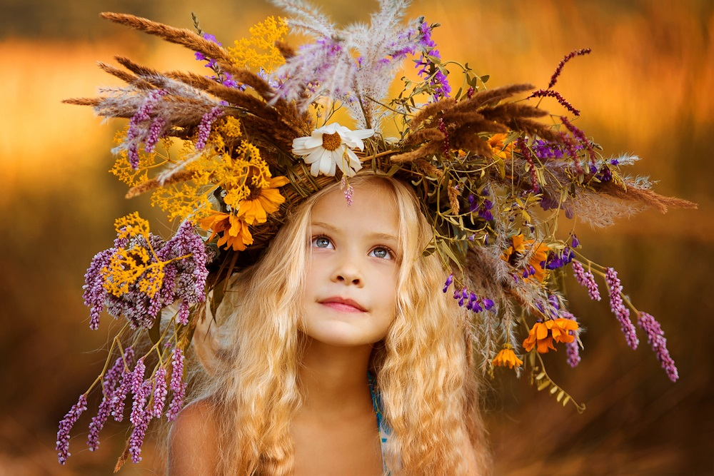 Children's happiness: Photos of lovely kids by Svetlana Kvashina - 33