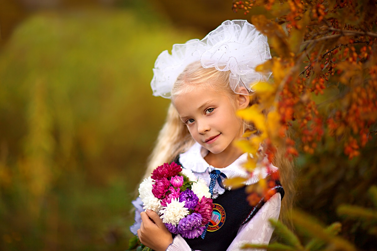 Children's happiness: Photos of lovely kids by Svetlana Kvashina - 36