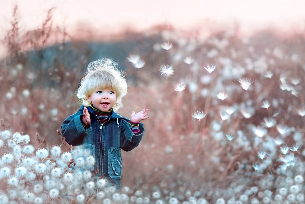 Children's happiness: Photos of lovely kids by Svetlana Kvashina - 38