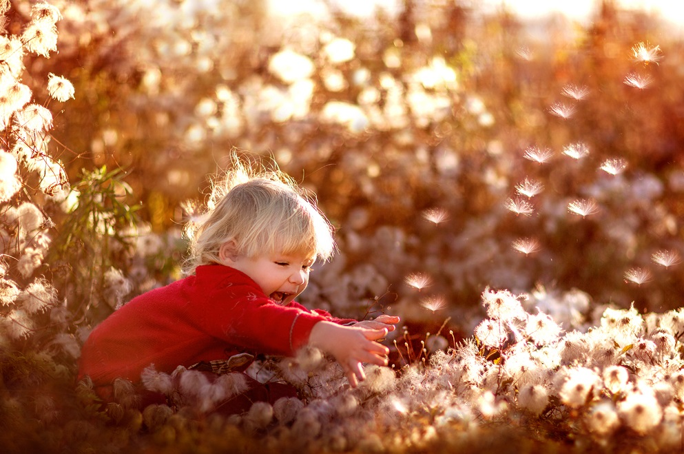 Children's happiness: Photos of lovely kids by Svetlana Kvashina - 39