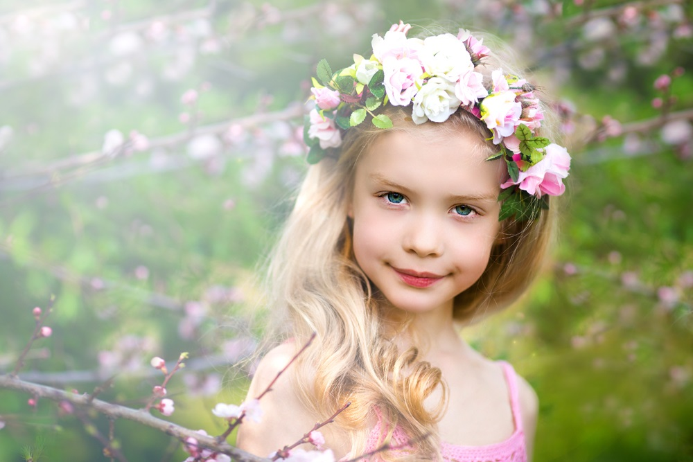 Children's happiness: Photos of lovely kids by Svetlana Kvashina - 41