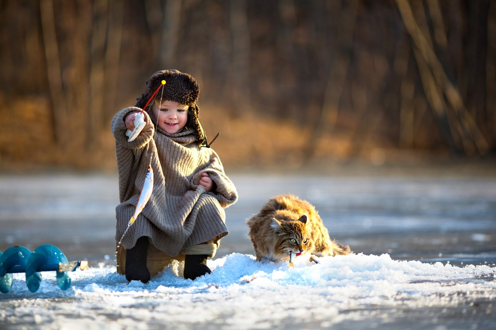 Children's happiness: Photos of lovely kids by Svetlana Kvashina - 44