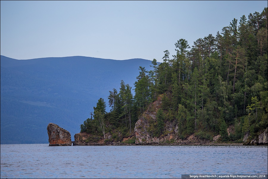 Contrasts of Baikal: Life on one of the world's most beautiful lakes - 01