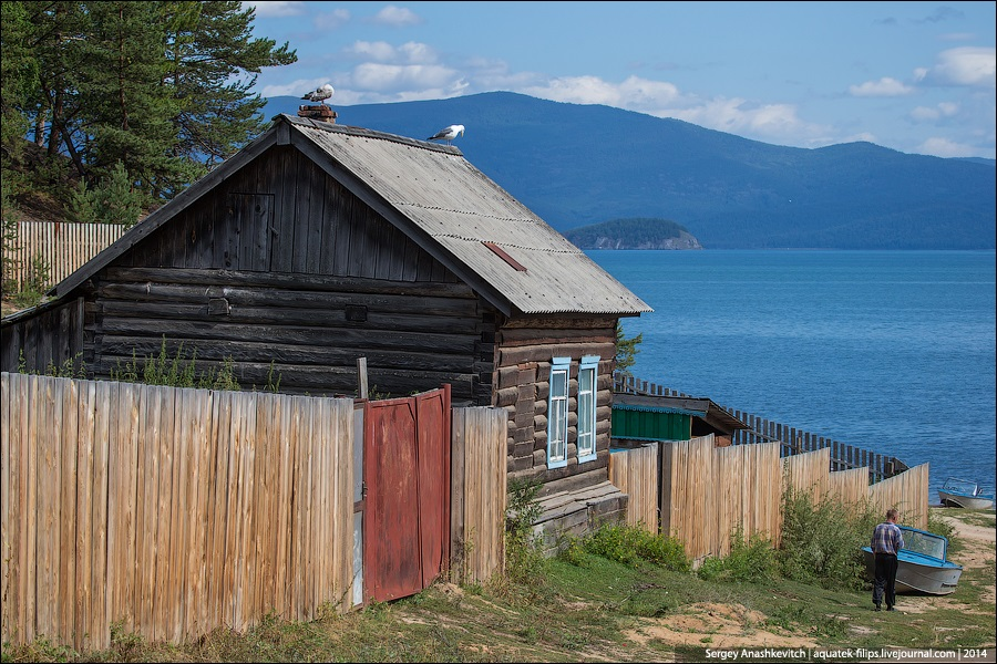 Contrasts of Baikal: Life on one of the world's most beautiful lakes - 16