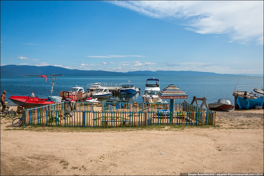 Contrasts of Baikal: Life on one of the world's most beautiful lakes - 18
