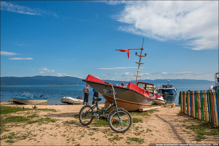 Contrasts of Baikal: Life on one of the world's most beautiful lakes - 19