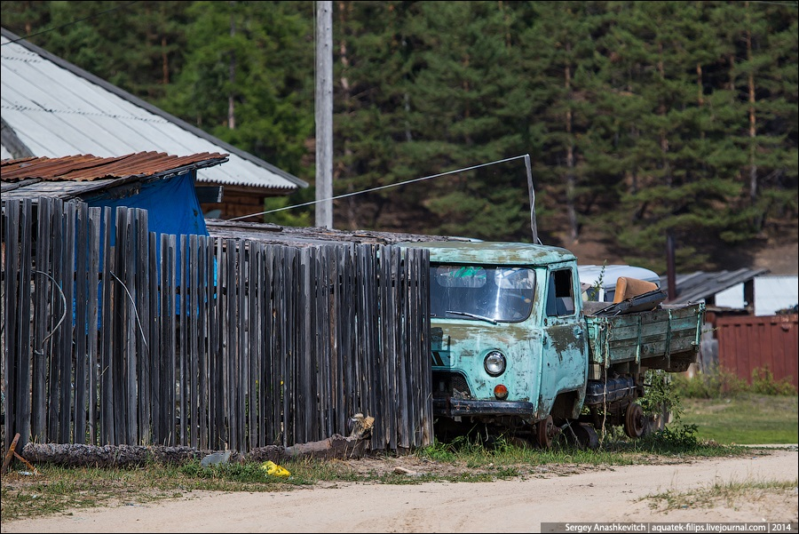 Contrasts of Baikal: Life on one of the world's most beautiful lakes - 26