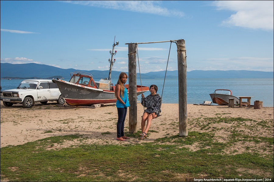 Contrasts of Baikal: Life on one of the world's most beautiful lakes - 28