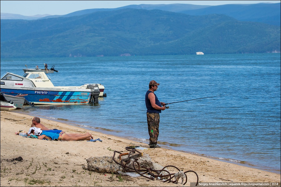 Contrasts of Baikal: Life on one of the world's most beautiful lakes - 29