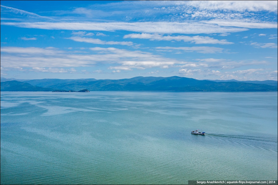 Contrasts of Baikal: Life on one of the world's most beautiful lakes - 09