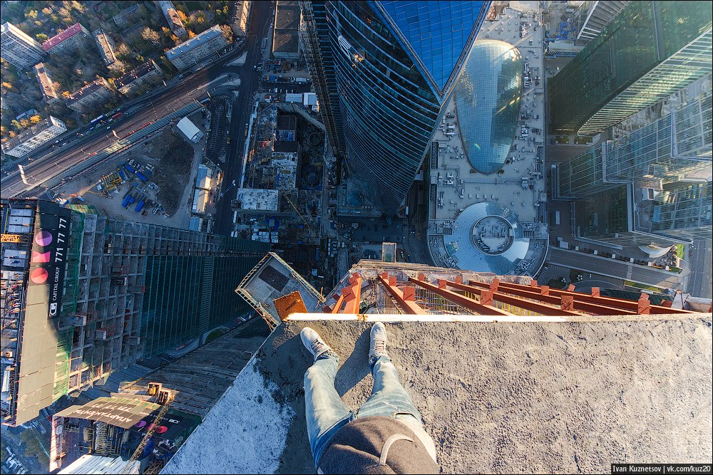 Extreme height: Crazy cityscapes by a thrill-seeker Ivan Kuznetsov - 49