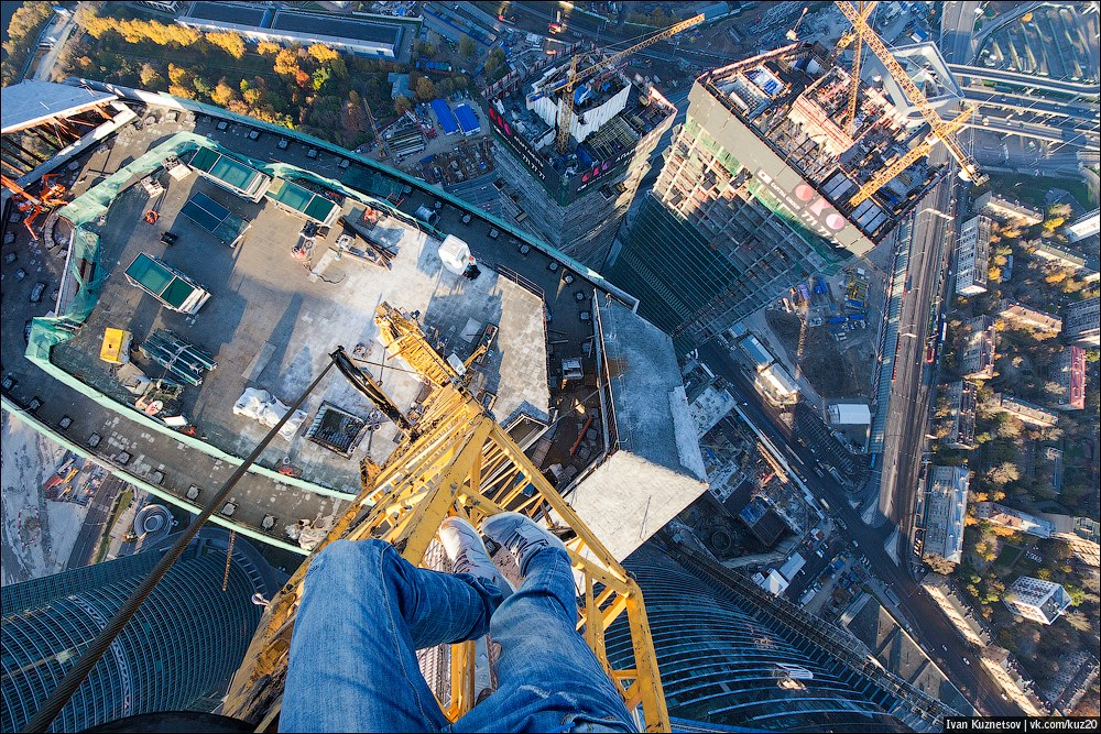 Extreme height: Crazy cityscapes by a thrill-seeker Ivan Kuznetsov - 51