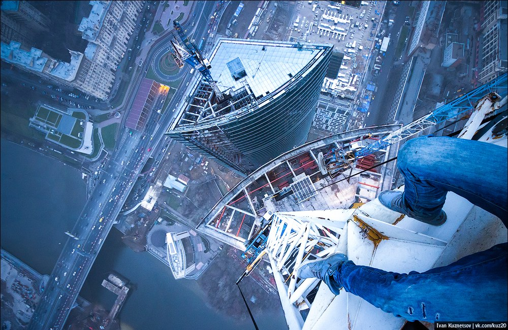 Extreme height: Crazy cityscapes by a thrill-seeker Ivan Kuznetsov - 52