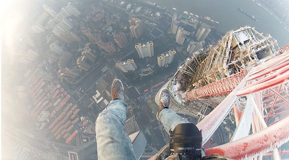 Extreme height: Crazy cityscapes by a thrill-seeker Ivan Kuznetsov - 64