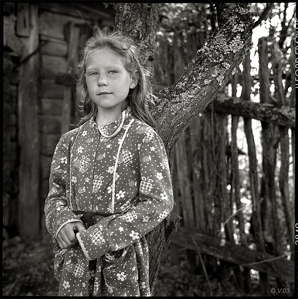 Honest portraits: Unvarnished Russia by Oleg Videnin - 17