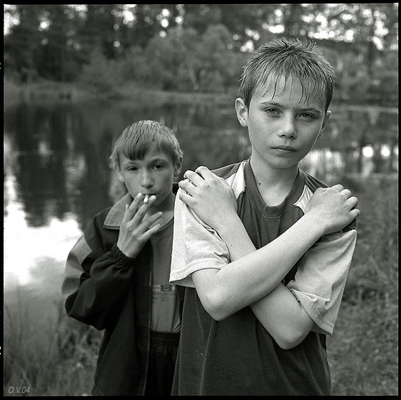 Honest portraits: Unvarnished Russia by Oleg Videnin - 44