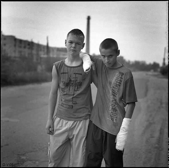 Honest portraits: Unvarnished Russia by Oleg Videnin - 69