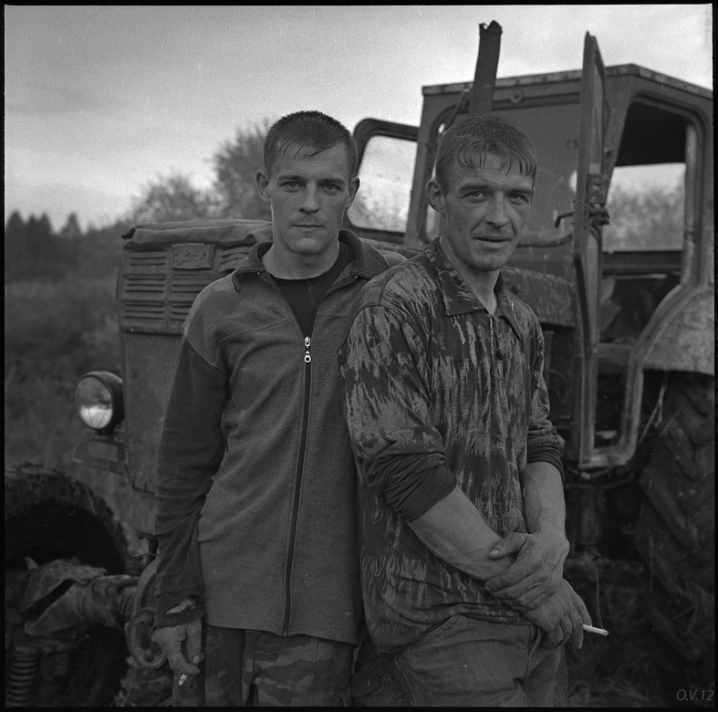 Honest portraits: Unvarnished Russia by Oleg Videnin - Part 3 - 56