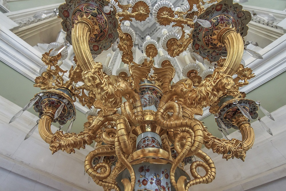 House of Yusupov: Inside the Moika Palace in Saint-Petersburg - 21