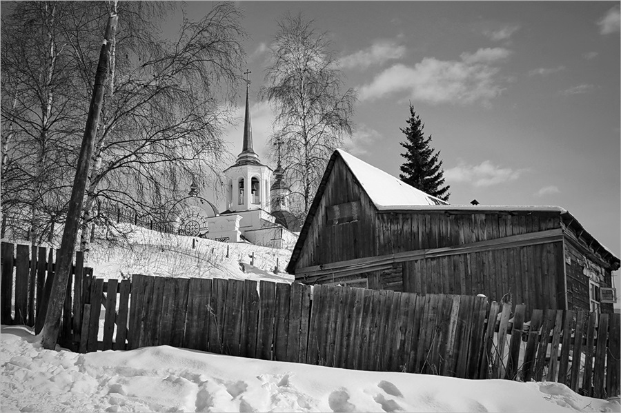 Stopped time: Photos of life in Khanty-Mansi Autonomous Okrug - 23