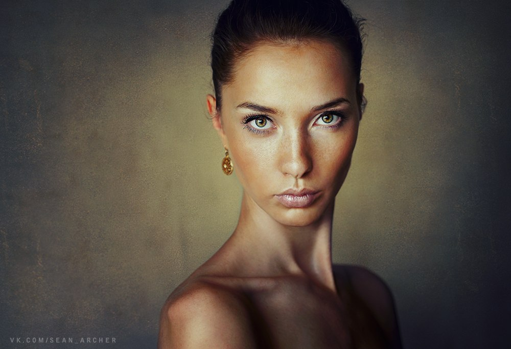 Catchy gaze: Expressive portraits of girls by Stanislav Puchkovsky - 14