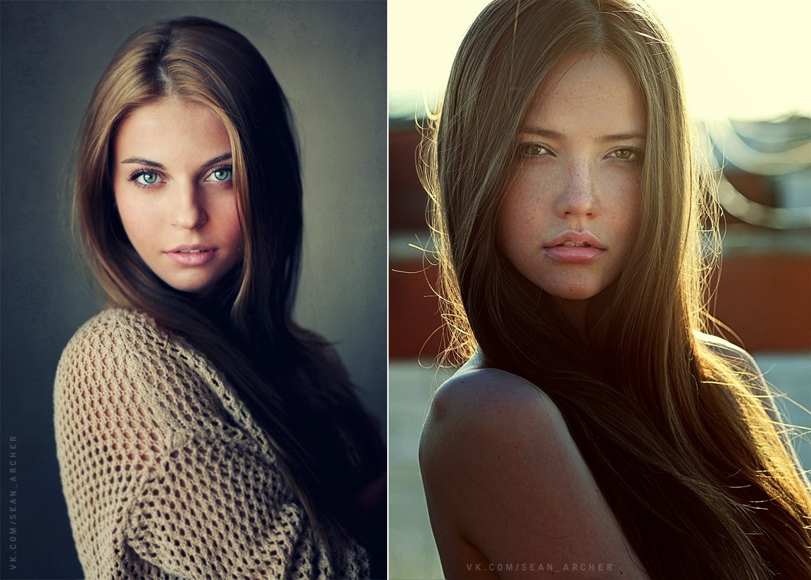 Catchy gaze: Expressive portraits of girls by Stanislav Puchkovsky - 24