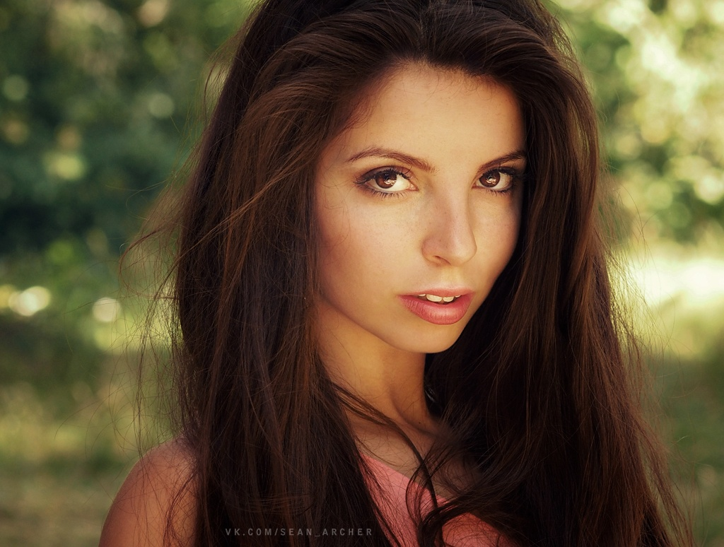 Catchy gaze: Expressive portraits of girls by Stanislav Puchkovsky - 27