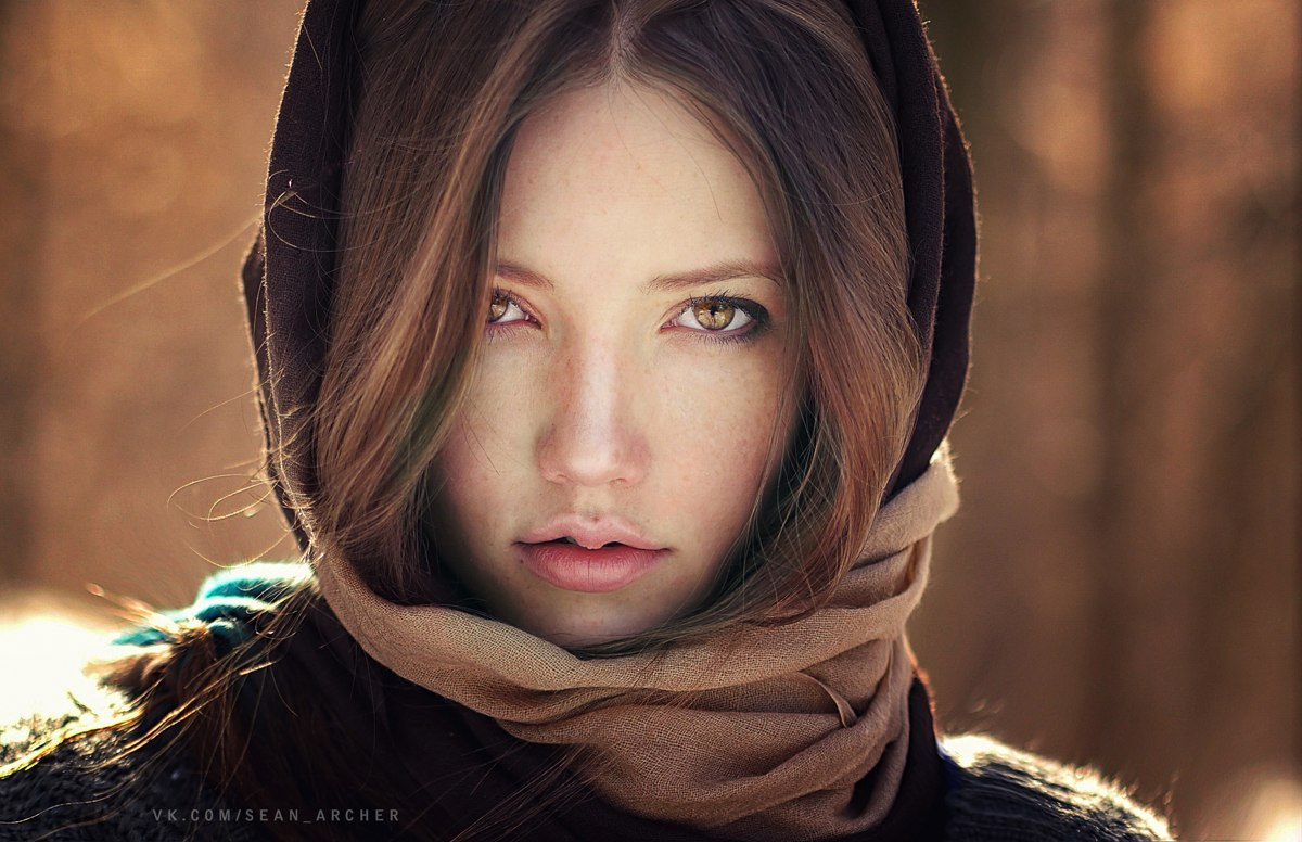 Catchy gaze: Expressive portraits of girls by Stanislav Puchkovsky - 03