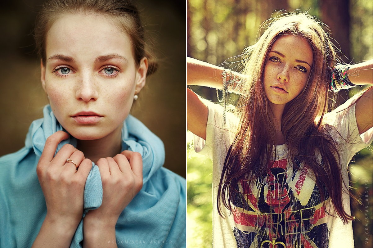 Catchy gaze: Expressive portraits of girls by Stanislav Puchkovsky - 30