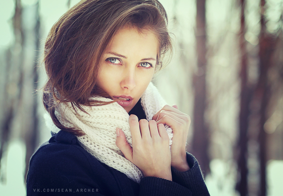 Catchy gaze: Expressive portraits of girls by Stanislav Puchkovsky - 34