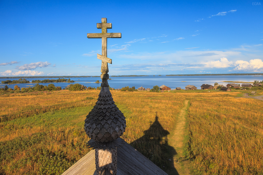 Island Kizhi: A place of unique churches in the Republic of Karelia - 10