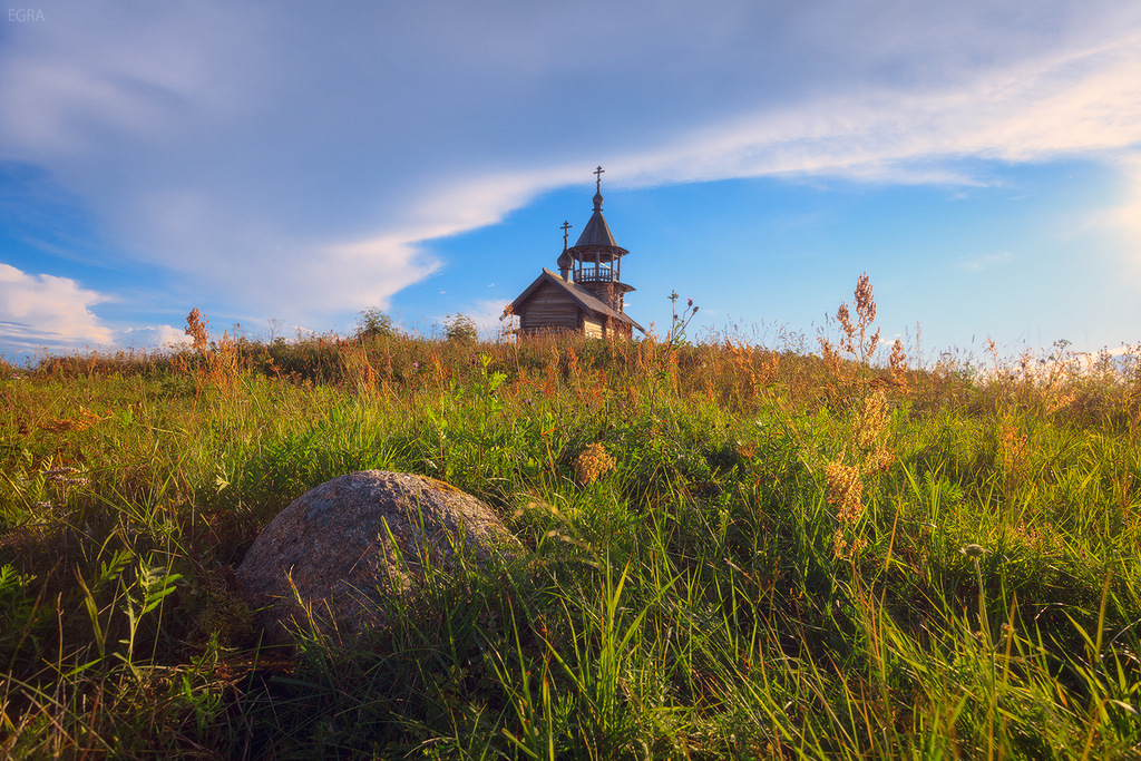 Island Kizhi: A place of unique churches in the Republic of Karelia - 12