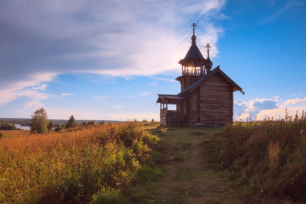 Island Kizhi: A place of unique churches in the Republic of Karelia - 13
