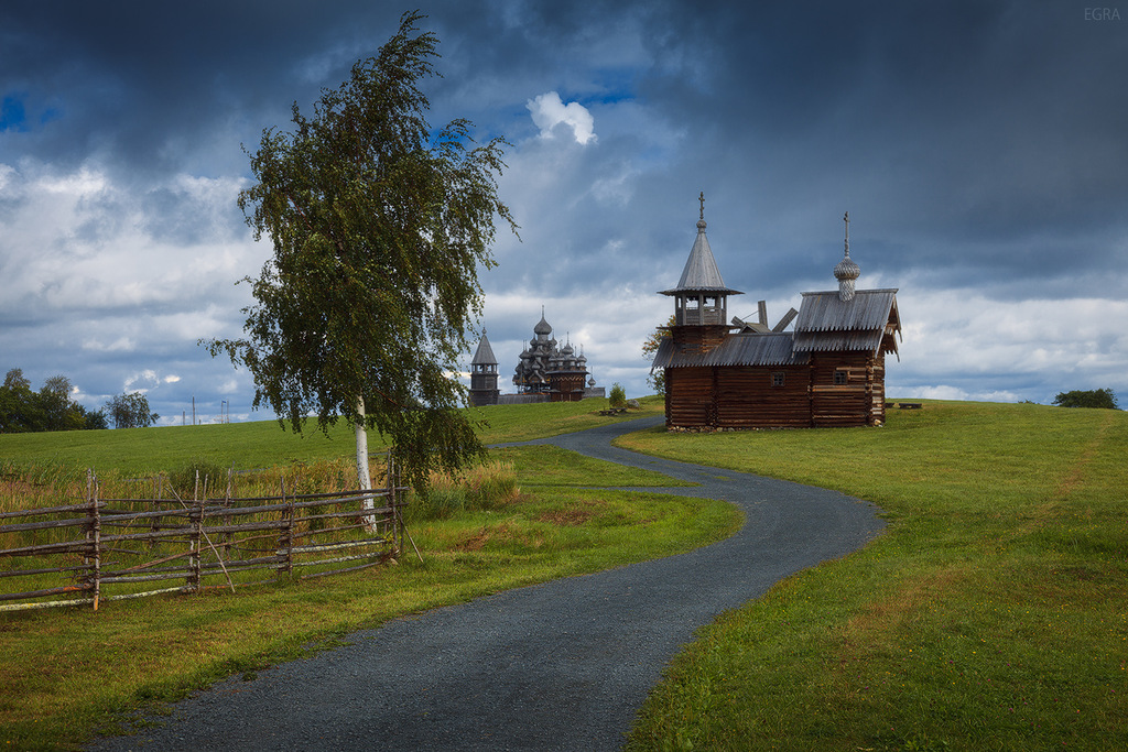Island Kizhi: A place of unique churches in the Republic of Karelia - 04