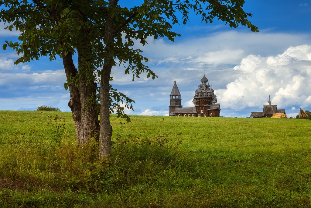 Island Kizhi: A place of unique churches in the Republic of Karelia - 08