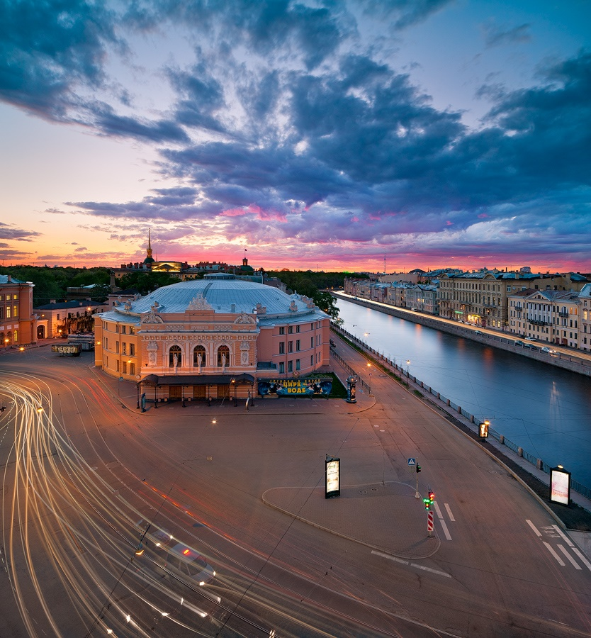 Night Saint Petersburg: Amazing photos of the city by Sergey Louks - 12