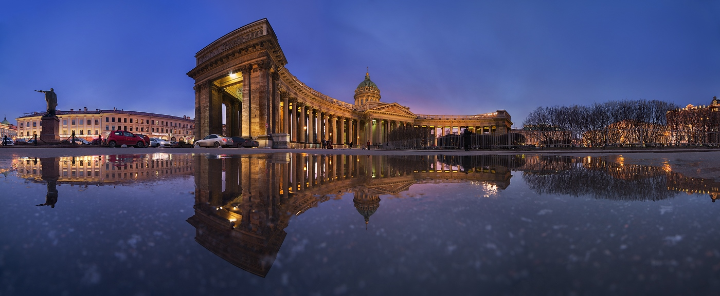 Night Saint Petersburg: Amazing photos of the city by Sergey Louks - 36