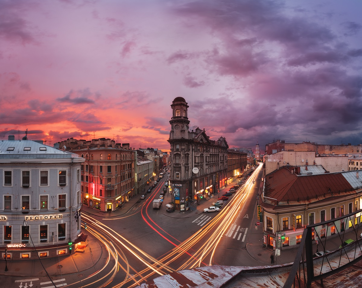 Night Saint Petersburg: Amazing photos of the city by Sergey Louks - 41
