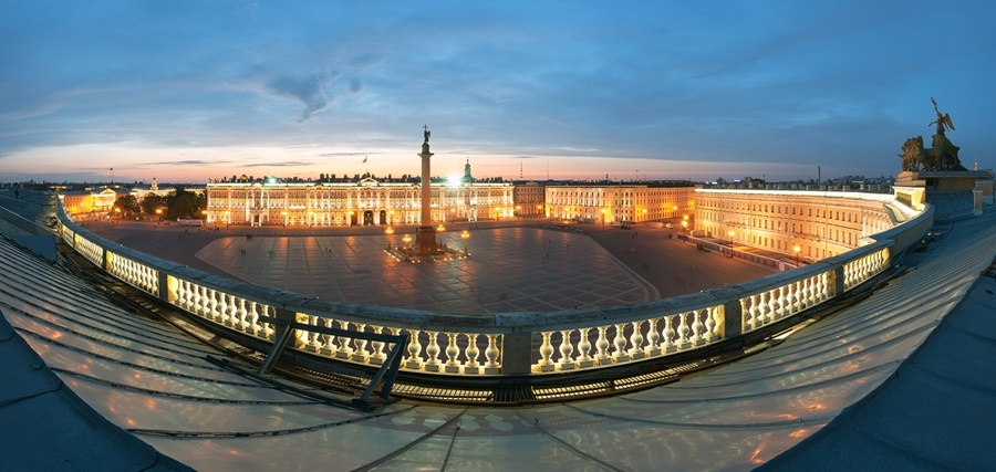 Night Saint Petersburg: Amazing photos of the city by Sergey Louks - 43