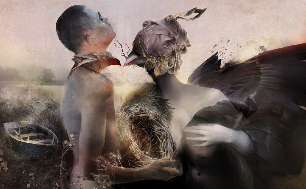 Passionate digital artwork by Russian illustrator Alexey Kurbatov - 39