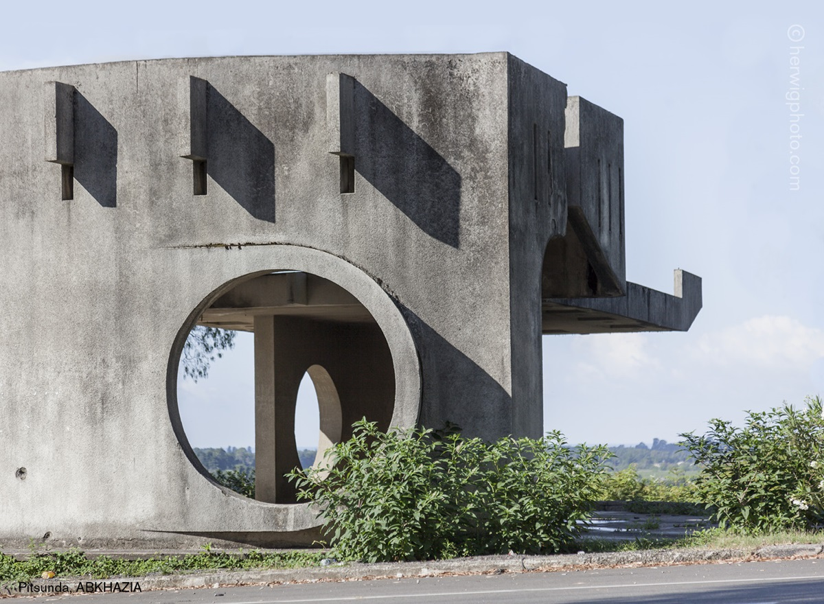 The USSR legacy: Photos of Soviet bus stops by Christopher Herwig - 27