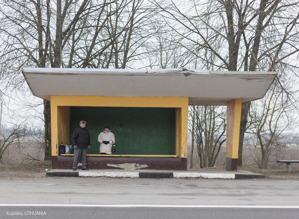 The USSR legacy: Photos of Soviet bus stops by Christopher Herwig - 37
