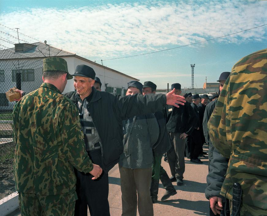 Zona by Carl De Keyzer: Siberian Gulags turned into prison camps - 25