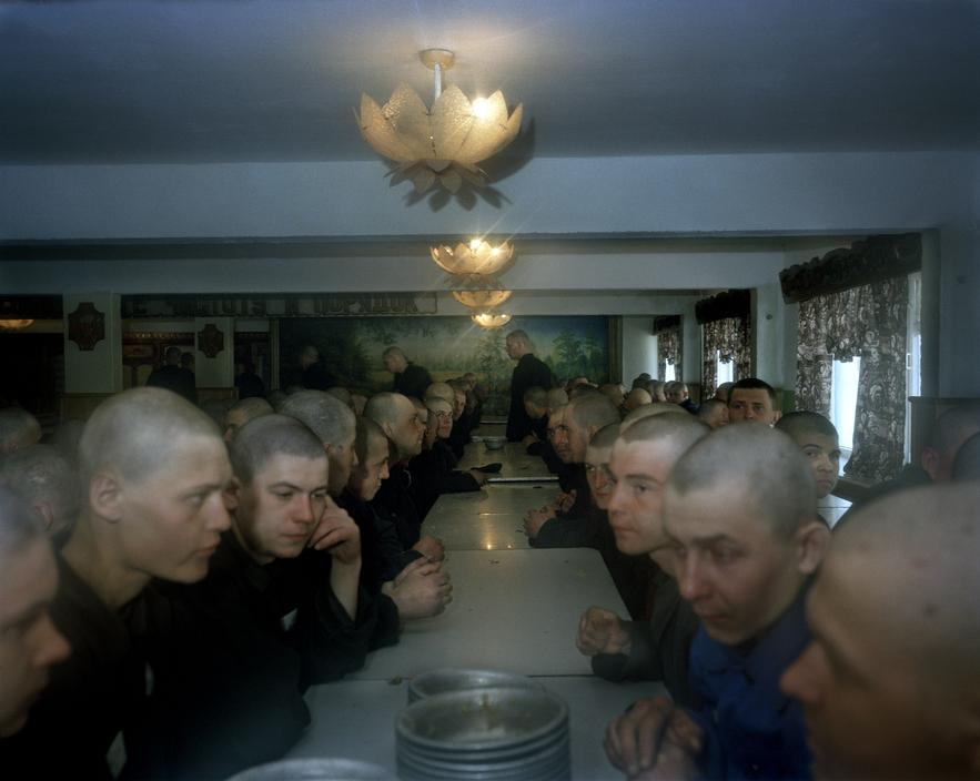Zona by Carl De Keyzer: Siberian Gulags turned into prison camps - 43