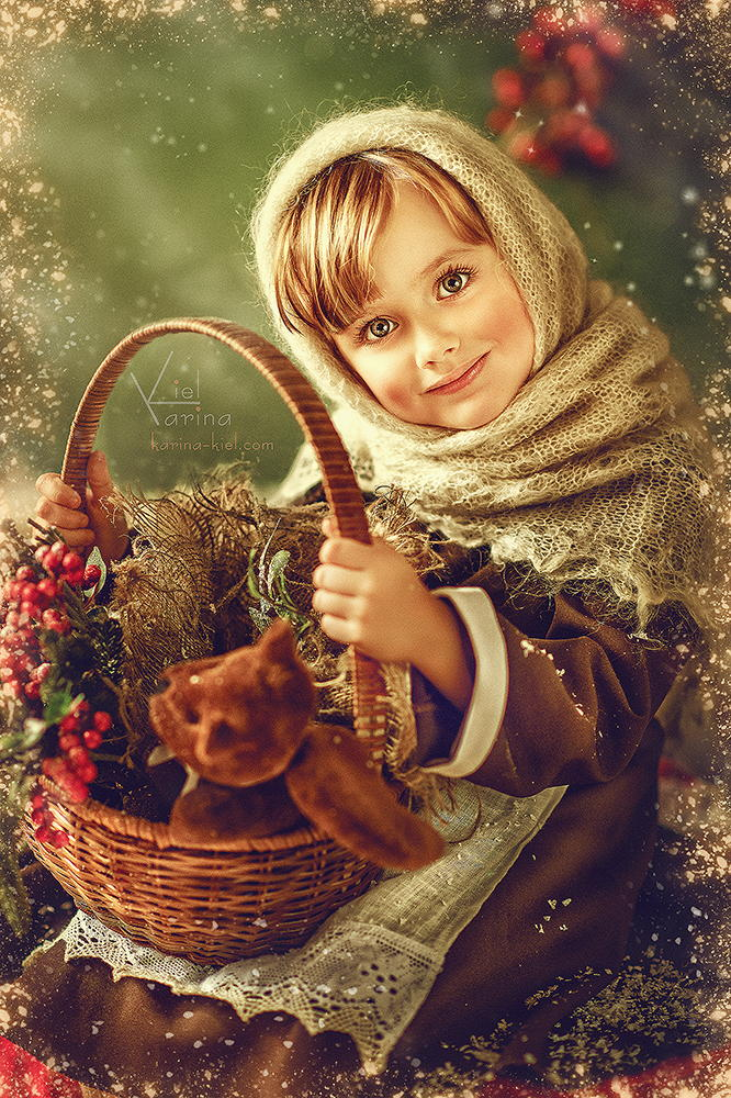 Children's wonderland: Magic photography of kids by Karina Kiel - 10